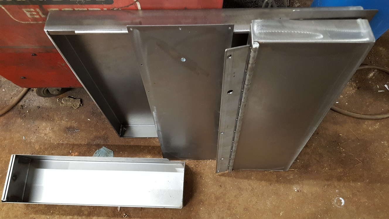 Stainless Steel Fabricated Parts